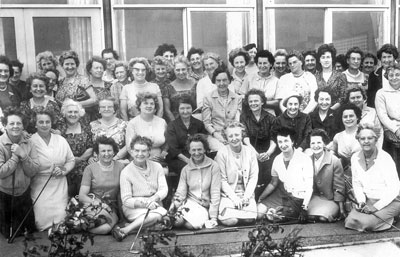 Ladies Invitation Day 1964