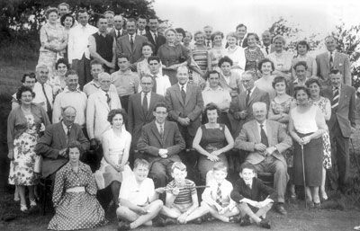 Captain's Day 1956