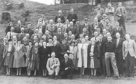 Captains's Day 1947 or 1948
